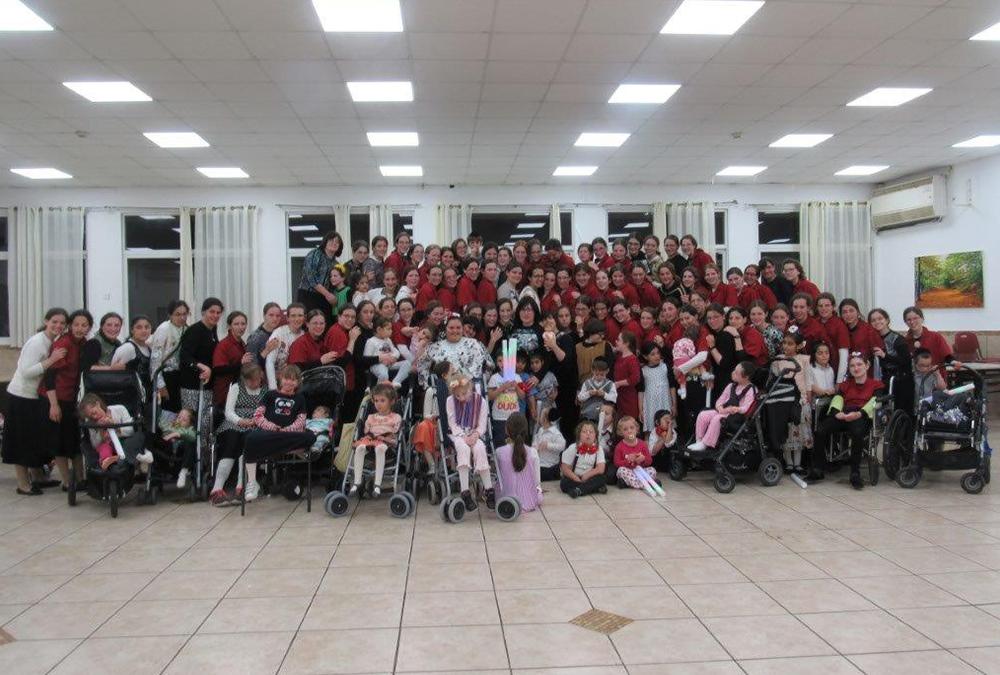 Shabbaton at the Bnei Akiva Campus in Netanya