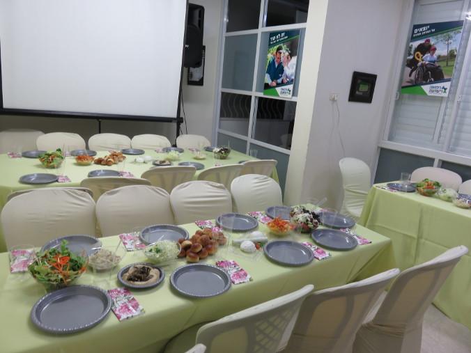 Parlor Meeting in Haifa