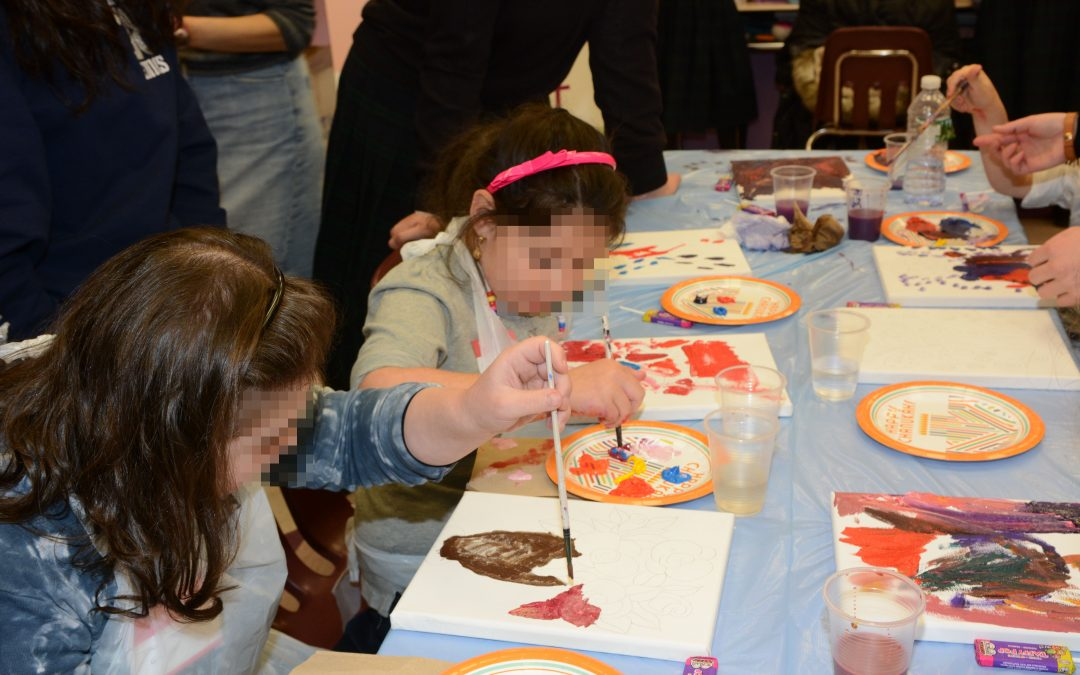 Spreading Light: Chanukah With Project Refuah